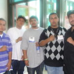Students from the Homies Empowerment Program in Oakland, California, attend a recent town hall meeting in Los Angeles that addressed issues affecting boys of color./news4usonline.com