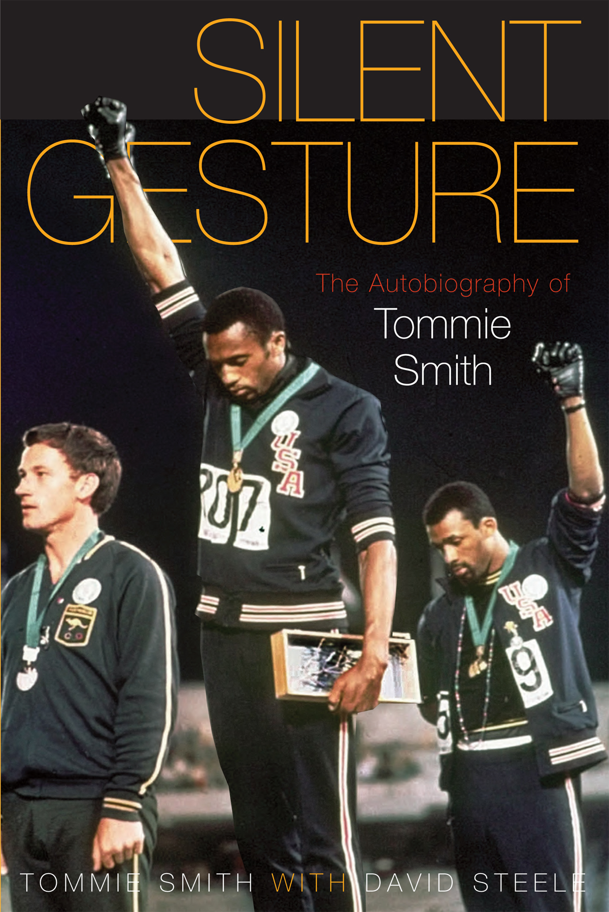 By Dennis J. Freeman Tommie Smith has given up his gold medal and track cleats to the highest bidder. Perhaps...