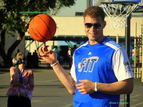 By Dennis J. Freeman Los Angeles-Los Angeles Clippers forward Blake Griffin has left quite an impression on the NBA this...