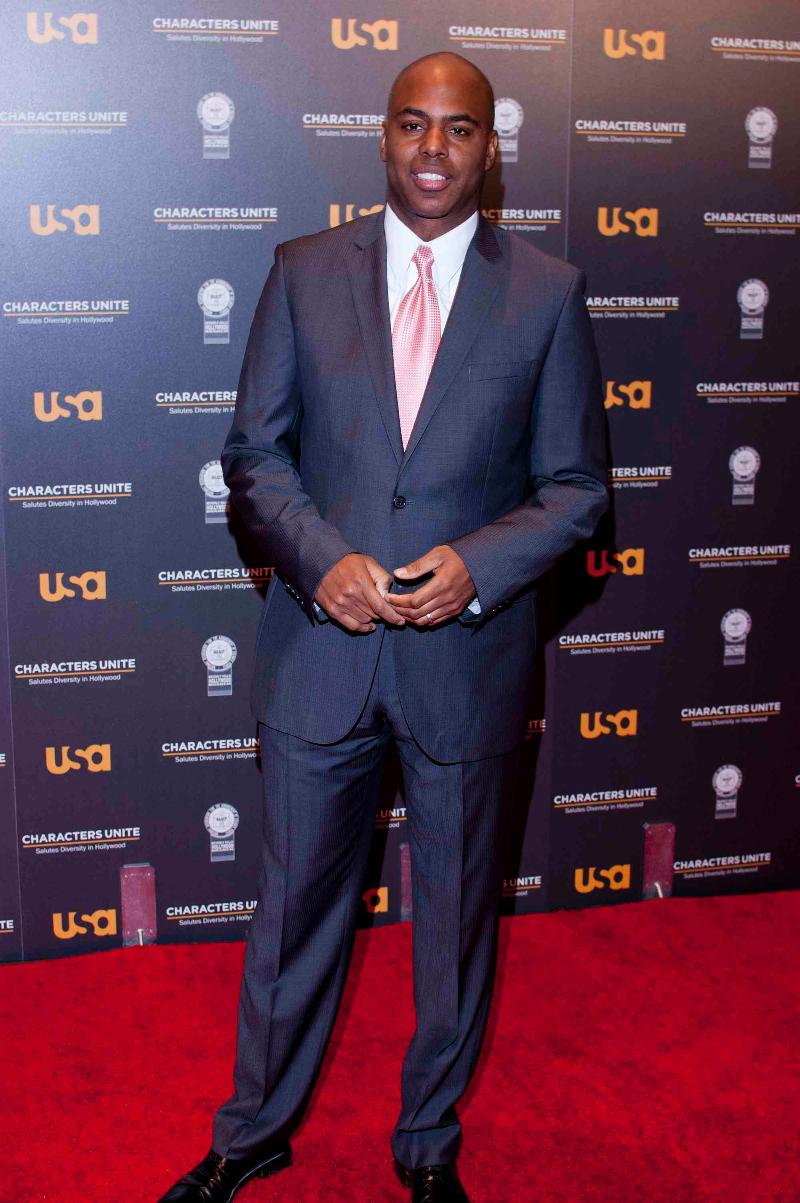 "Kevin Frazier is bringing his entertainment expertise to ""The Insider.""/Photo Credt: Greg Rukowski/PR Photo"