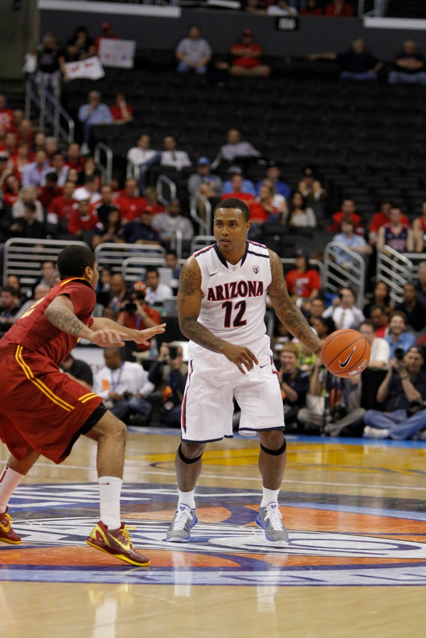 "Pac-10 powerhouse Arizona has one of the lowest percentage of African American basketball players of teams playing in this year's NCAA Tournament./Photo Credit"" Bryan Covarrubias/news4usonline.com"