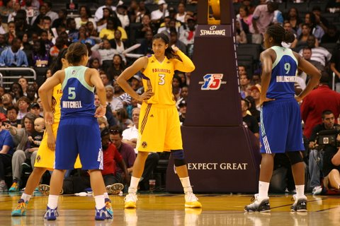 By Dennis J. Freeman The Los Angeles Sparks have not had the type of season they were expecting when training...