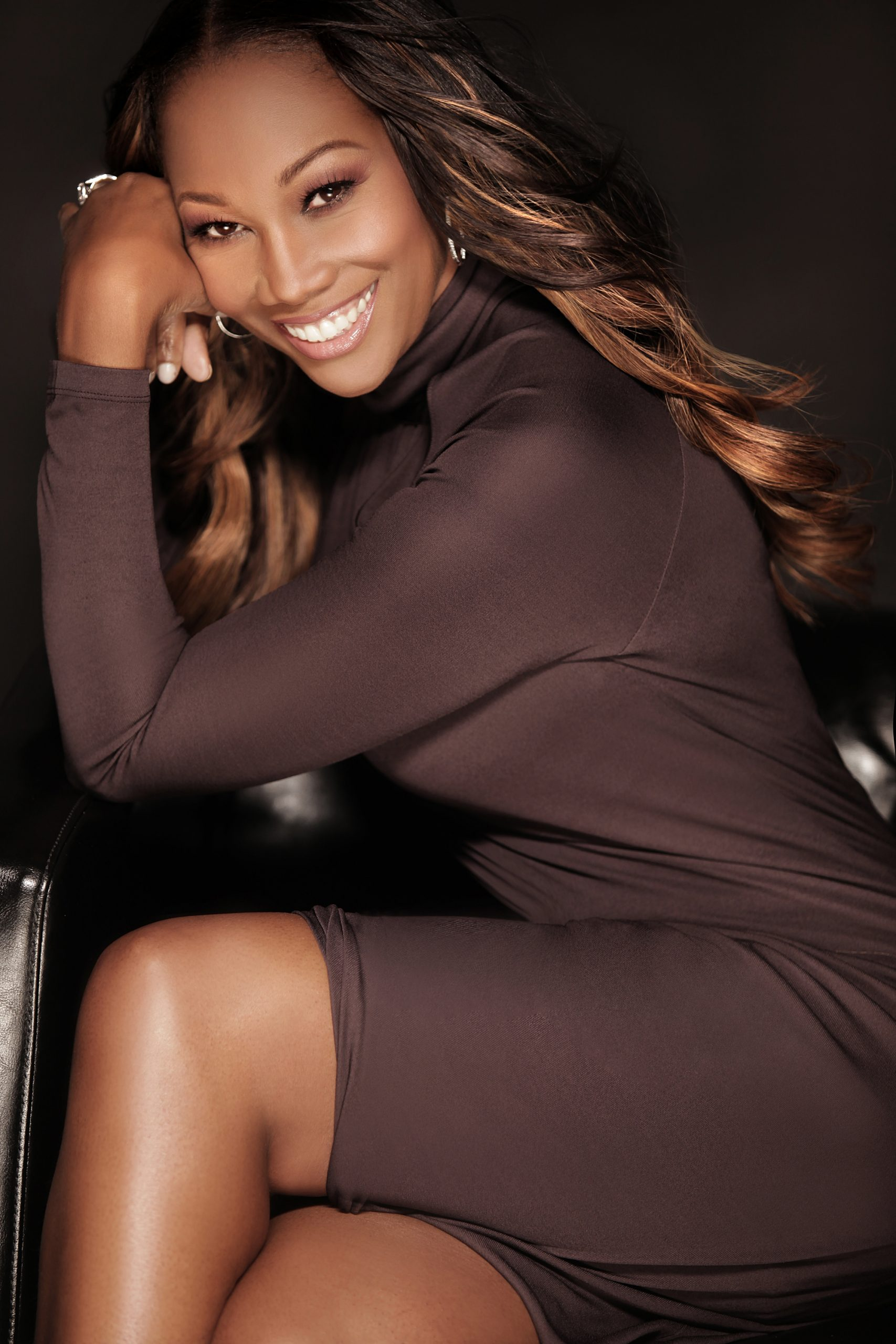 By Dennis J. Freeman Gospel great Yolanda Adams is on the move. Then again, Adams has never really slowed down...