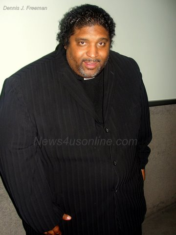 Rev. Dr. William Barber II has been arrested many times. He's been hit up with death threats.  Ugly verbal assaults...