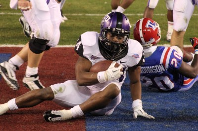 TCU Claims Victory in Poinsettia Bowl