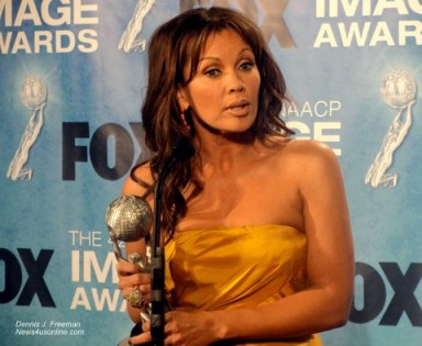 Actress Vanessa Williams, winner of an NAACP Image Award in 2011, is up for another award this year. Photo Credit: Dennis J. Freeman