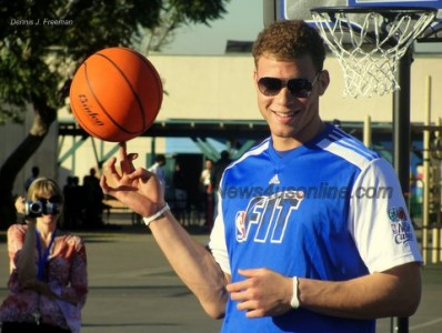 Despite losing to the Minnesota Timberwolves in their fist game after the NBA All-Star break, the Los Angeles Clippers and Blake Griffin will be playing for a postseason berth. Photo Credit: Dennis J. Freeman