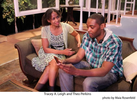 "Stage Review Sparking dialogue about race is a tricky dilemma for any playwright.  Andrew Dolan's ""The Many Mistresses of Martin..."