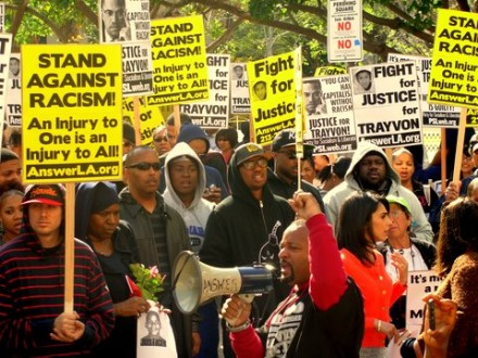 The path to justice in the tragic death of 17-year-old Trayvon Martin is getting personal now. It wasn't enough that...