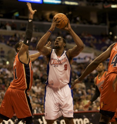 Center DeAndre Jordan and the Los Angeles Clippers are hoping for a deep run in the NBA playoffs. Photo Credit: Mac Alexander