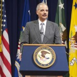 Attorney General Eric Holder was the headline speaker at the 14th Annual National Action Network Convention in Washington, D.C. Photo courtesy of Department of Justice