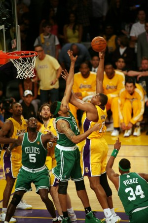 Los Angeles–As productive as Andrew Bynum could be in the NBA, his attitude is hindering his game. His presence in...