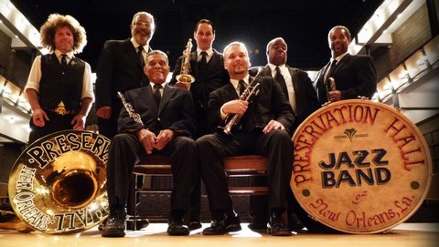 The Preservation Hall Jazz Band has been around for over a half a century. Band members has come and gone....
