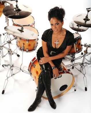 Sheila E. is moving to higher heights through her faith in God.