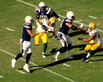 San Diego-Are you ready for some football? The San Diego Chargers look like they are. The Green Bay Packers, the...