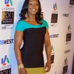 Carmelita Jeter is aiming for Olympic gold in track and field at the 2012 London Olympics. Photo Credit: Dennis J. Freeman