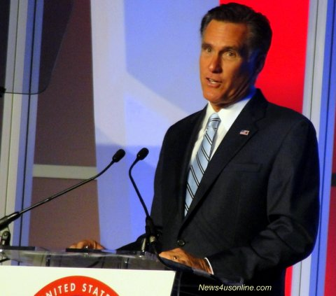 Los Angeles-Former Massachusetts Gov. Mitt Romney may have bigger problems than trying to sway Hispanic voters to look his way....