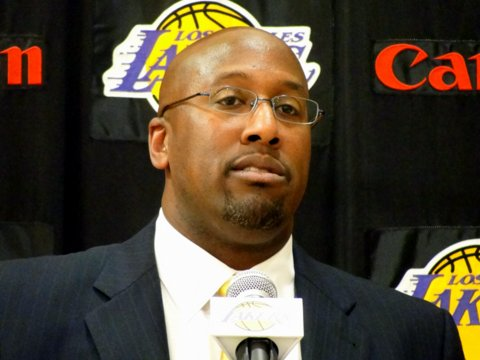 Mike Brown had just one year to prove he was the right coach for the Los Angeles Lakers. It wasnt...
