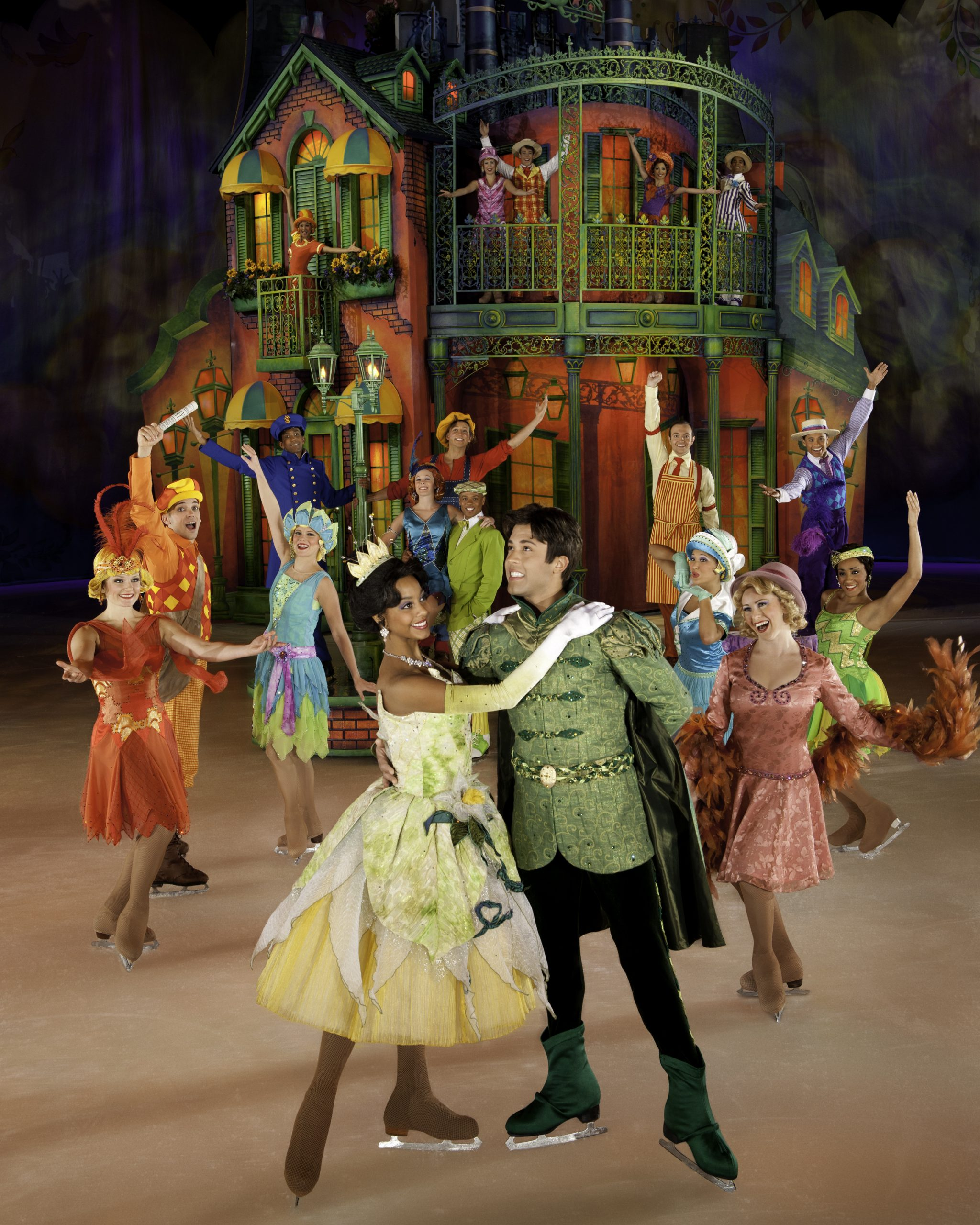 DISNEY ON ICE PRESENTS DARE TO DREAM Takes Adventure To New Lengths With Magical Moments From Disneys Newest Fairytales and...