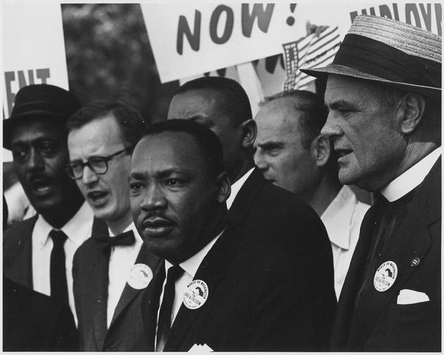Dr. King's Unfulfilled Dream of School Integration