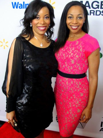 BEVERLY HILLS-The mood and the atmosphere surrounding the NAACP Image Awards luncheon was one pitched in giddiness and excitement for...