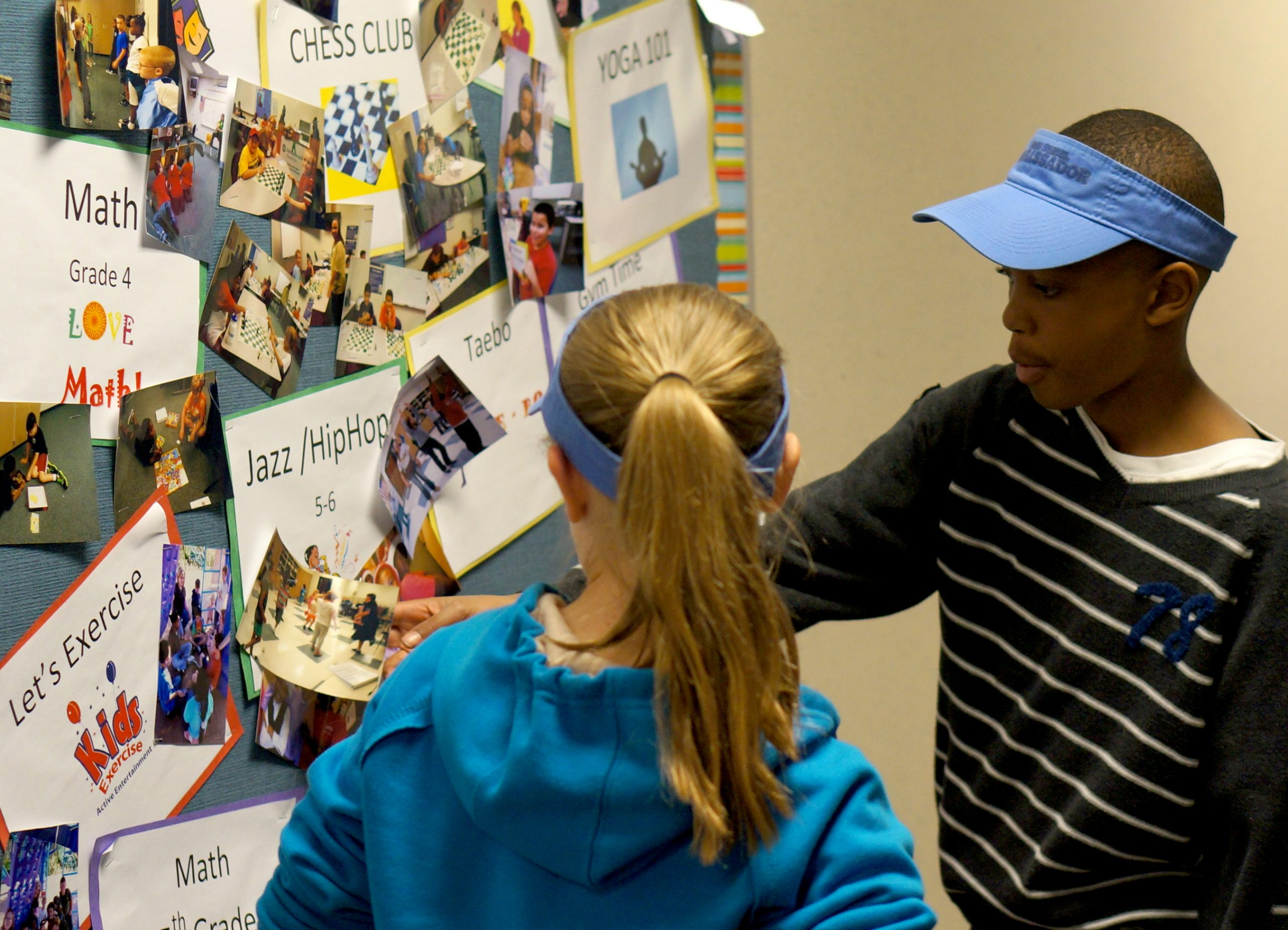 Innovative Nebraska Program Brings Diversity  To Some Highly Segregated Public Schools