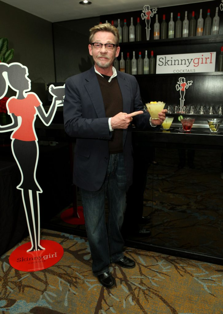 Actor Dennis Christopher (Django Unchained) attend the GBK Oscars Gifting Lounge at the Sofitel Hotel on February 22, 2013 in Los Angeles, California.