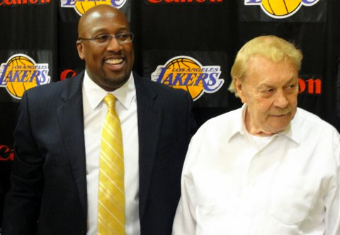 Commentary The city of Los Angeles lost one of its best champions. The NBA lost one of its greatest owners....