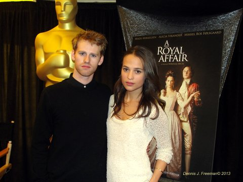 "Oscar Nomination Affirms the Storytelling of ""A Royal Affair"""