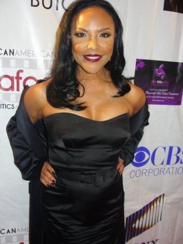 A special lady: Actress Lynn Whitfield is this year's Pan African film Festival Lifetime Achievement Award. Photo Credit: Dennis J. Freeman