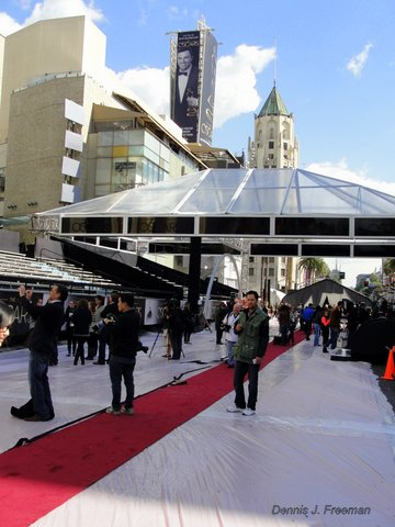 Oscars Readies Itself for Big Night