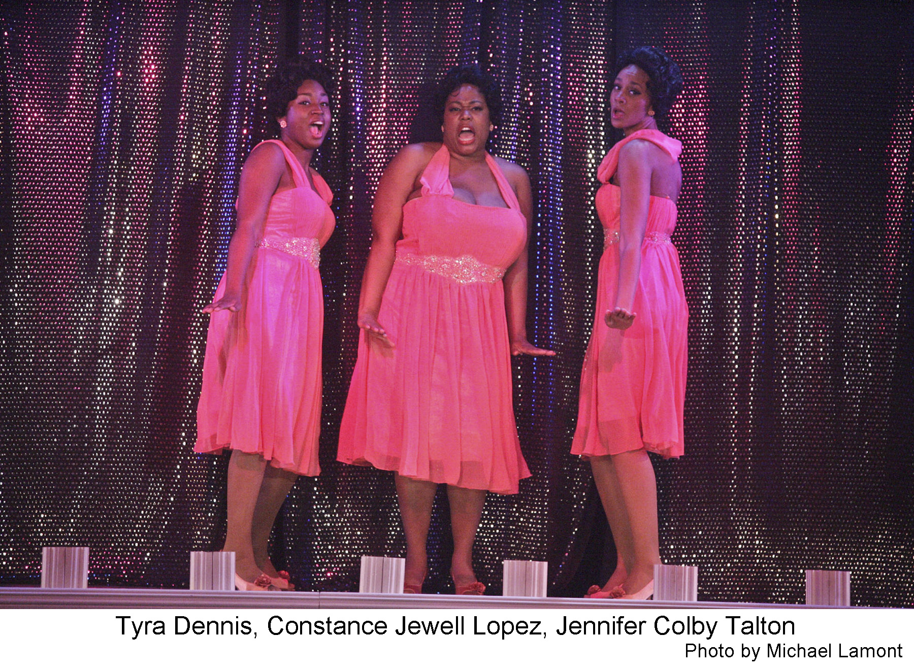 'Dreamgirls' Making Perfect Harmony