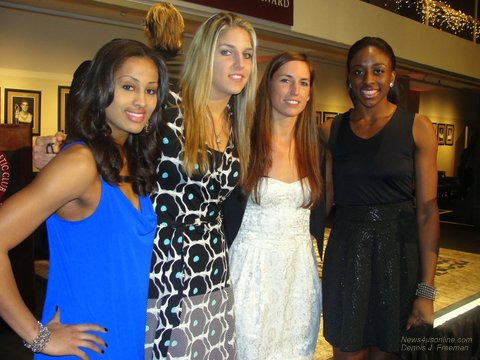 Study Show Female Ballers Outdo Their Male Counterparts in Graduation Rates
