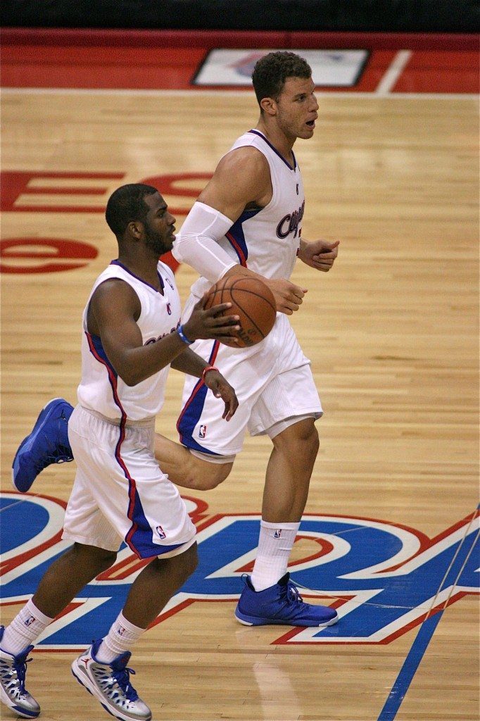 Chris Paul, Blake Griffin and the rest of the Los Angeles Clippers have given the franchise its first 50-win NBA season. Photo Credit: Jon Gaede/News4usonline.com