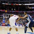 Los Angeles- The bench players on the Los Angeles Clippers had an epic moment at Staples Center on Saturday. Seven...