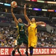 INGLEWOOD- The Los Angeles Sparks has lofty expectations this season. Winning a WNBA championship is about the only thing that...
