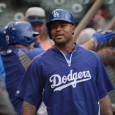 Los Angeles-Carl Crawford played out of his mind in the National League Division Series against the...