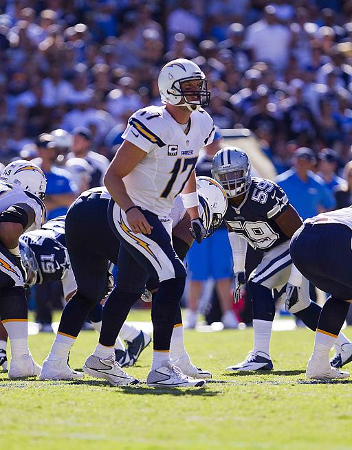 Quarterback Philip Rivers is playing at a high level. Photo Credit: Jevone Moore/News4usonline.com