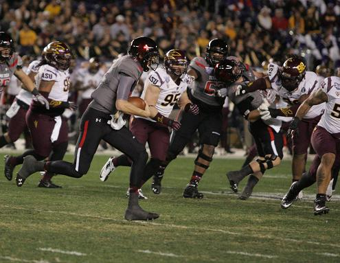 Holiday Bowl 2013 Arizona State vs Texas Tech