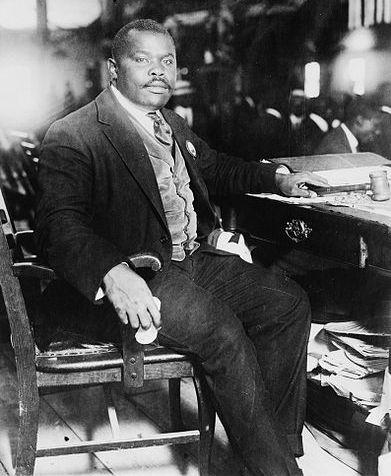 Marcus Garvey Predicted the Plight of President Obama