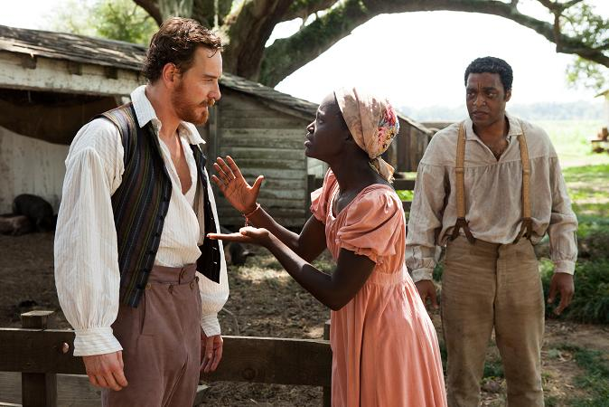 Much Ado About '12 Years a Slave'