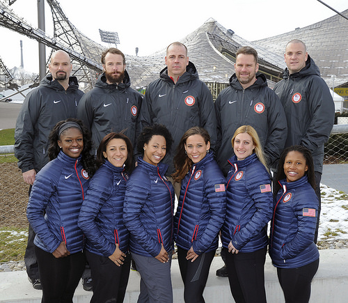 USA's Women Bobsled Team Ready
