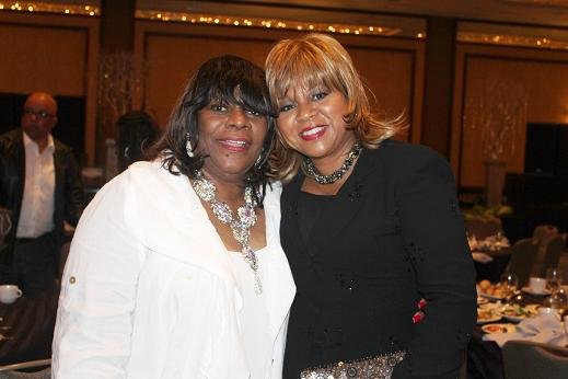 Denise Williams, 'BAM' Crawford and Others Help Celebrate Women
