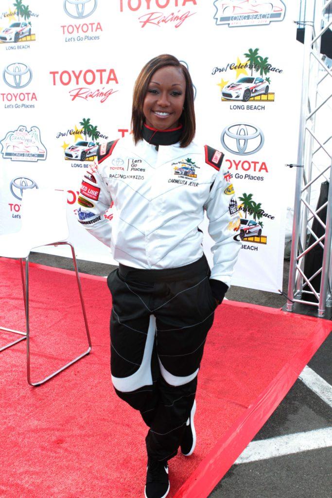 Carmelita Jeter 2012 Olympic Gold, Silver, & Bronze Medalist. Photo Credit : Jevone Moore / News4usonline.com