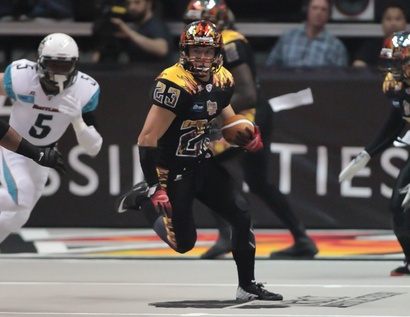 LA KISS Arena Football League (AFL)