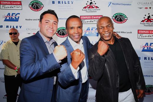 Sugar Ray Leonard Foundation's 'Big Fight'