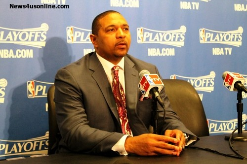 Questions linger surrounding the dismissal  of former Golden State Warriors coach Mark Jackson. Photo Credit: Dennis J. Freeman/News4usonline.com