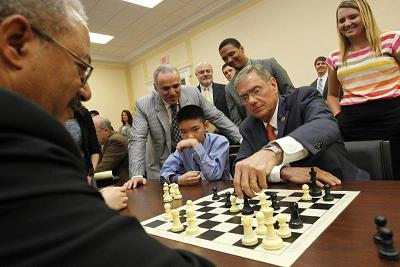 Chess Club and Scholastic Center of Saint Louis Congressional Chess Match