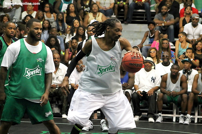 BET Experience - Who got game? Watch the Sprite Celebrity...