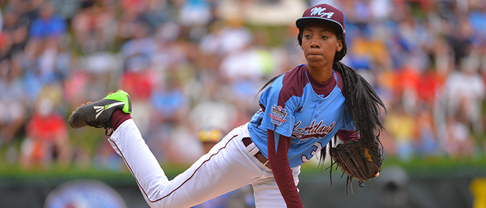 5 Reasons We Celebrate Mo'ne Davis